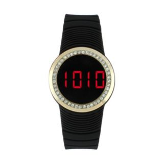 TKO Orlogi Women's Crystal Touch Digital Watch