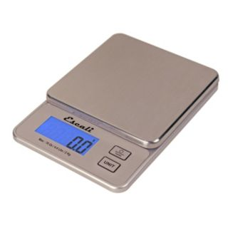 Escali Vera Stainless Steel Digital Scale