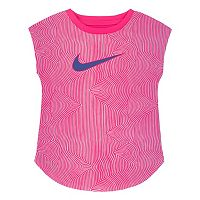 Toddler Girl Nike Dri-FIT Zen Swoosh Tee