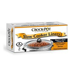 Crock-Pot Slow Cooker Liners