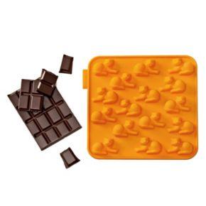 Siliconezone My Animals Tiger Nonstick Silicone Chocolate Mold