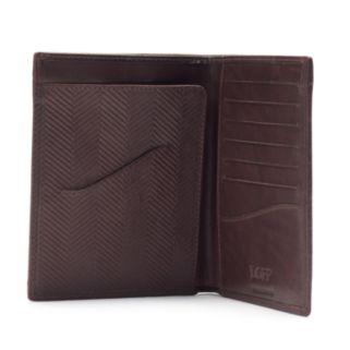 Dopp Carson RFID-Blocking Leather Travel Wallet