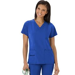 Women's Jockey Scrubs Modern Fit V-Neck Top