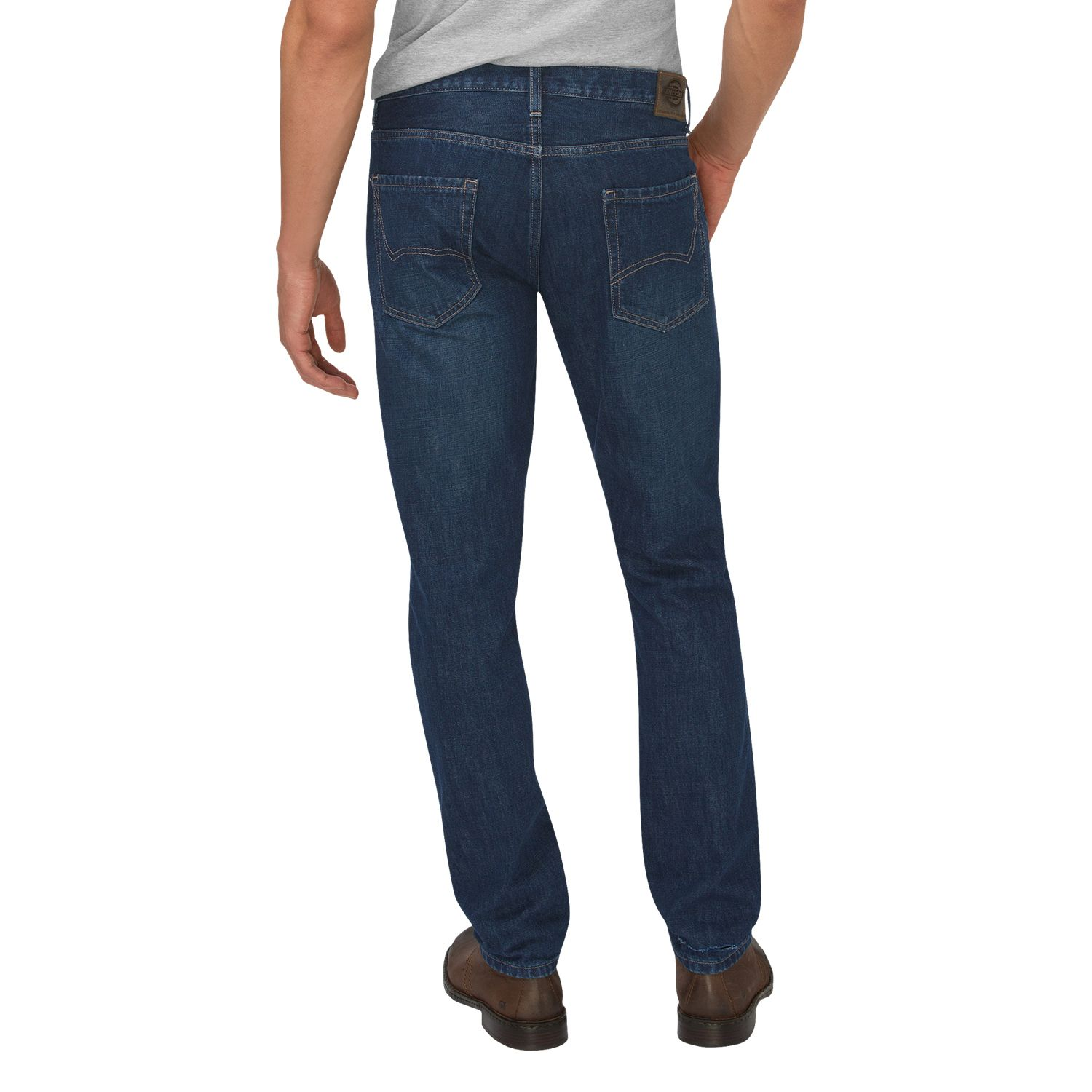 378253f8d6f Mens Dickies Slim Tapered Bottoms