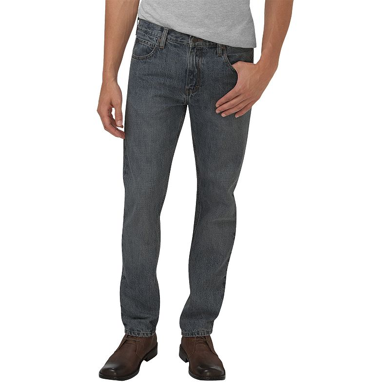 Men's Dickies Slim-Fit Straight-Leg Jeans