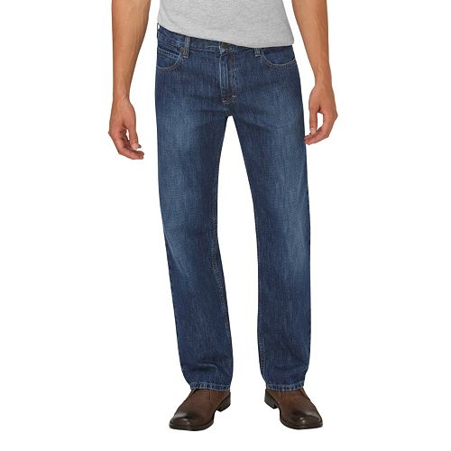Men's Dickies Loose-Fit Straight-Leg Jeans