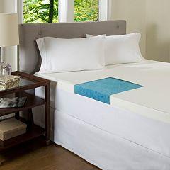 ComforPedic Beautyrest 4-inch Gel Memory Foam Topper
