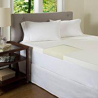 ComforPedic Beautyrest 4-inch Memory Foam Topper