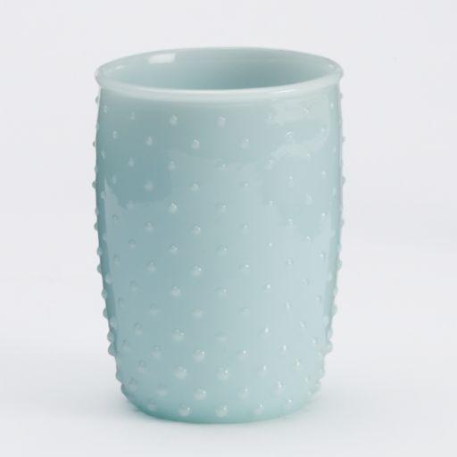 LC Lauren Conrad Milk Glass Tumbler