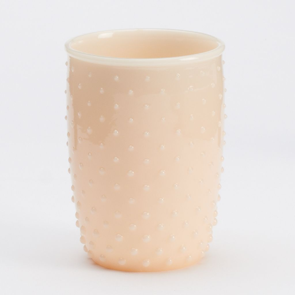 LC Lauren Conrad Milk Glass Tumbler