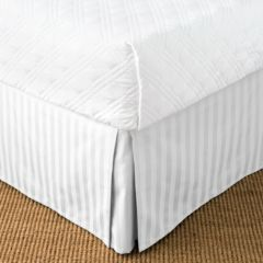 white bed skirts - bedding, bed & bath | kohl's