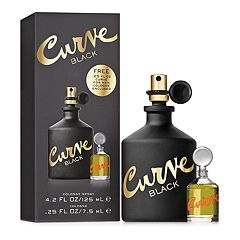 Curve Black 2 pc Men's Cologne Gift Set