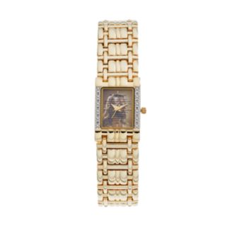 "Women's Jesus ""The Lord's Prayer"" Crystal Watch"
