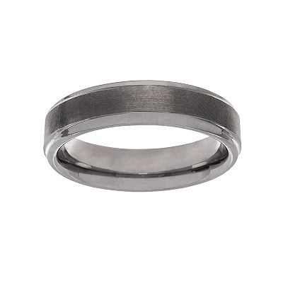 Cherish Always Tungsten Carbide Band - Men