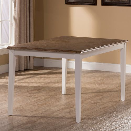 Hillsdale Furniture Bayberry Rectangular Dining Table