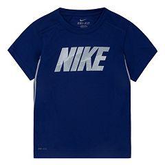 Boys 4-7 Nike Dri-FIT Mesh Tee