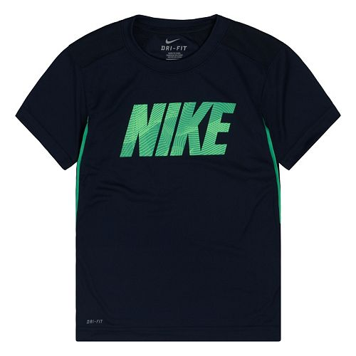 Boys 4-7 Nike Dri-FIT Mesh Tee
