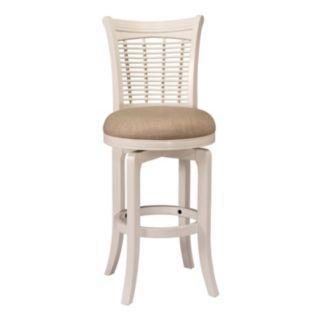 Hillsdale Furniture Bayberry Swivel Bar Stool