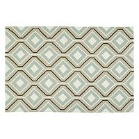 Kaleen Escape Geo Indoor Outdoor Rug