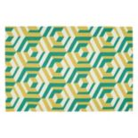 Kaleen Escape 3-D Geometric Indoor Outdoor Rug