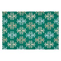 Kaleen Escape Medallions Indoor Outdoor Rug