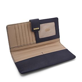 Relic by Fossil RFID-Blocking Checkbook Wallet