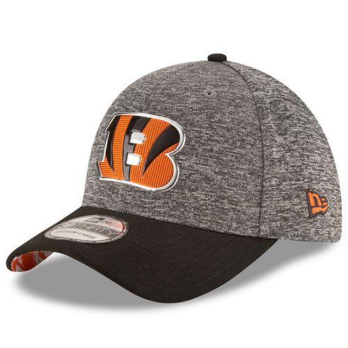 Adult New Era Cincinnati Bengals 2016 NFL Draft 39THIRTY Flex-Fit Cap e361949404a