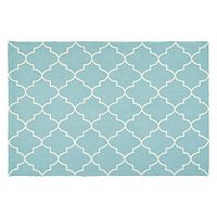 Kaleen Escape Tile Trellis Indoor Outdoor Rug