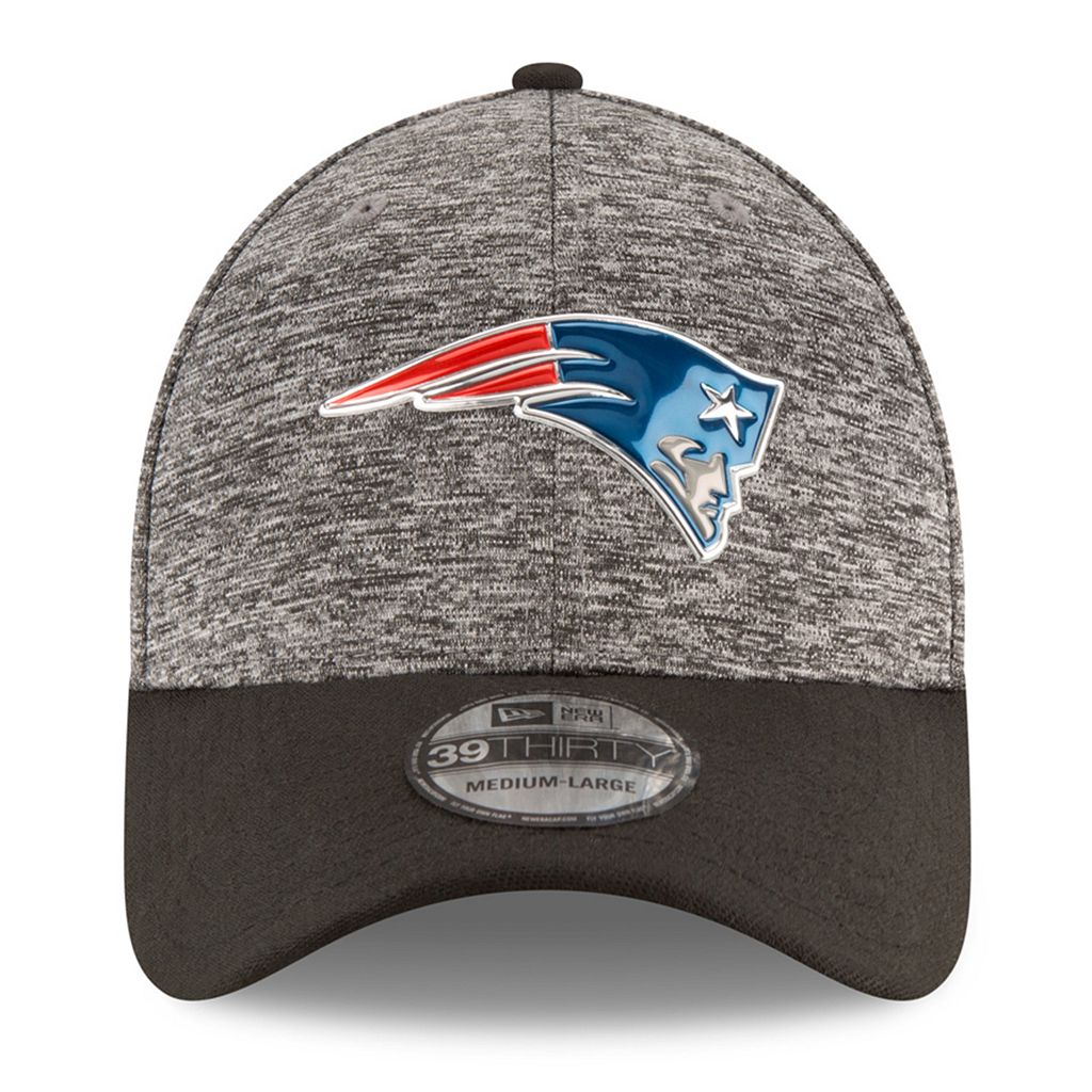 Adult New Era New England Patriots 2016 NFL Draft 39THIRTY Flex-Fit Cap