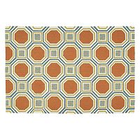 Kaleen Escape Octagon Indoor Outdoor Rug
