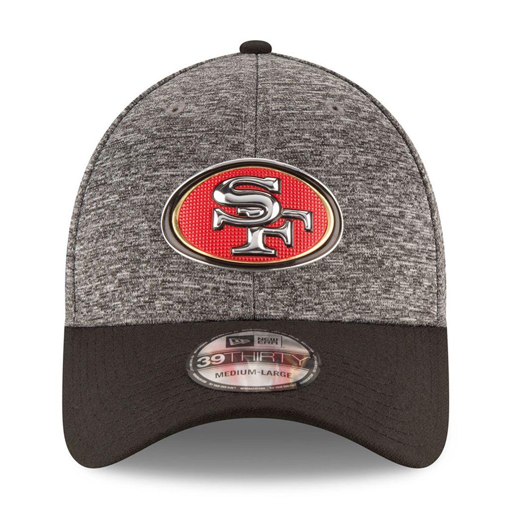 Adult New Era San Francisco 49ers 2016 NFL Draft 39THIRTY Flex-Fit Cap