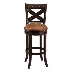 Hillsdale Furniture Brantley Swivel Counter Stool