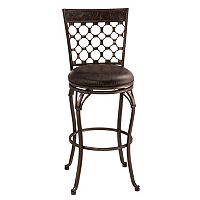 Hillsdale Furniture Brescello Swivel Counter Stool