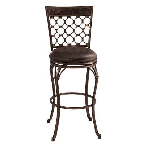 Hillsdale Furniture Brescello Swivel Counter Stool