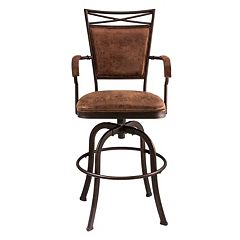 Hillsdale Furniture Bridgetown Tilt Base Bar Stool