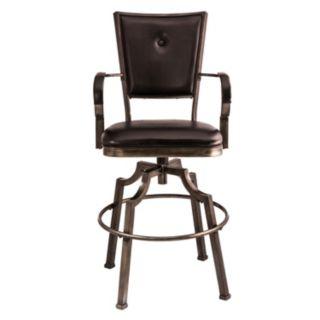 Hillsdale Furniture Castlebrook Swivel Bar Stool