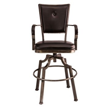 Hillsdale Furniture Castlebrook Swivel Bar Stool