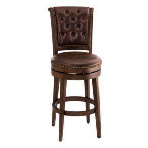 Hillsdale Furniture Chiswick Swivel Counter Stool