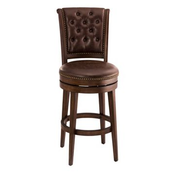 Hillsdale Furniture Chiswick Swivel Counter Stool