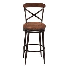 Hillsdale Furniture Henderson Swivel Counter Stool