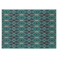 StyleHaven Harrison Geometric Diamond Rug