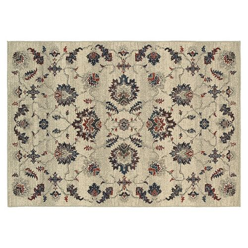 StyleHaven Harrison Floral Traditional Rug