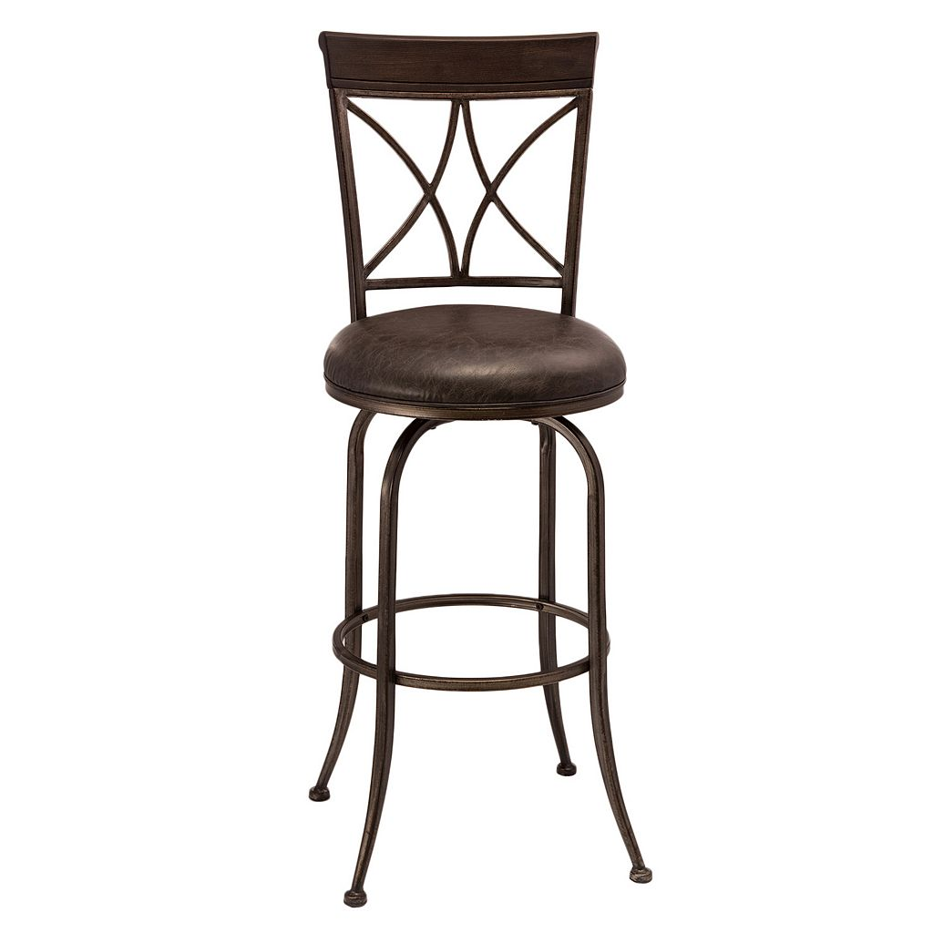 Hillsdale Furniture Kilona Swivel Counter Stool