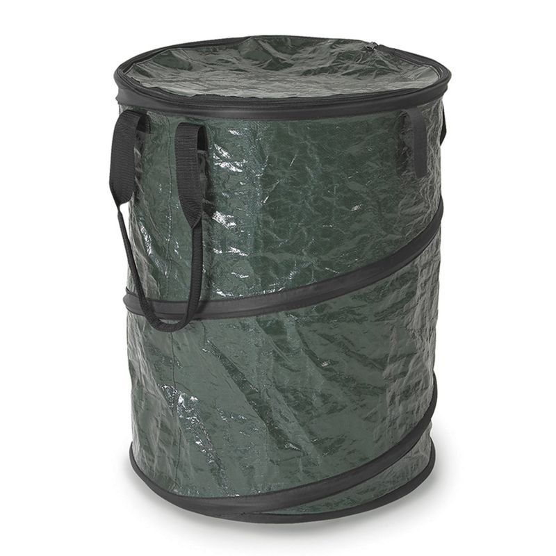 Stansport Collapsible Campsite Carry-All / Trash Can, Green