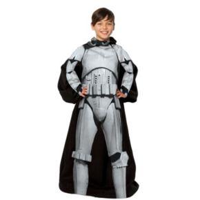 Star Wars Being Stormtrooper Comfy Throw - Kids