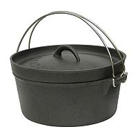 Stansport 4-Quart Cast Iron Dutch Oven