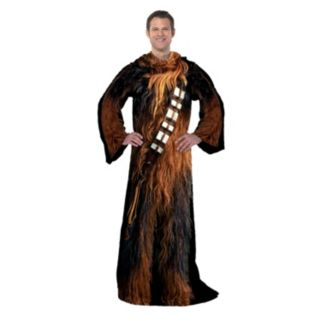 Star Wars Being Chewie Comfy Throw - Adult