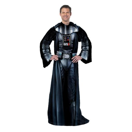 Star Wars Being Darth Vader Comfy Throw - Adult