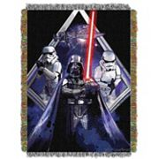 Star Wars Midnight Vader Tapestry Throw