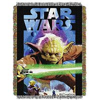 Star Wars Powerful Ally Tapestry Throw